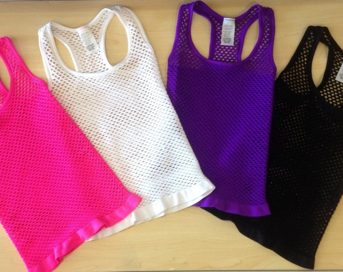 Netted tanks