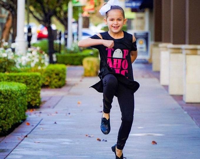 Tap tank,Tapaholic,dancewear,dance tank,dancewear,dance shirt,girls dancewear,dance gift,personalized,free shipping,clothing gift,custom,dan