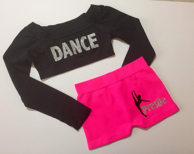 Crop Top & Shorts Bundle