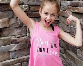 Girls dance tank,dance tank,DANCEWEAR, girls dancewear, girls white dance shirt,clothing gift,free shipping,dance gift,personalized