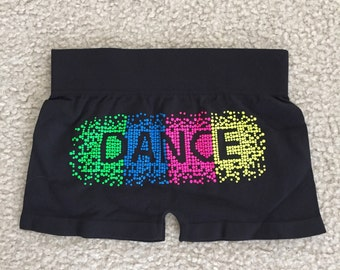 Rainbow Dance Shorts
