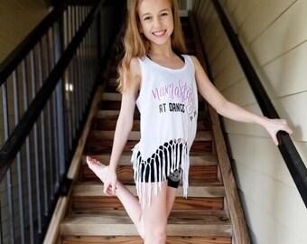 Girls dance Tank,dancewear,dance tank,dancewear,dance shirt,girls dancewear,dance gift,personalized,free shipping,clothing gift,custom,dance