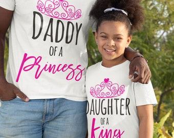 Father Daughter Short-Sleeve Unisex T-Shirt