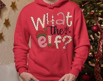 What The Elf Unisex Hoodie