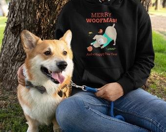 Merry Woofmas Unisex Hoodie