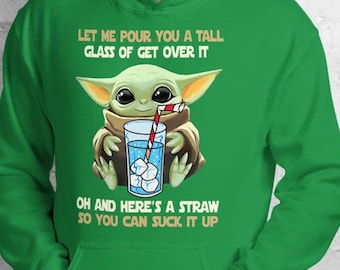 Let Me Pour You A Tall Glass Unisex Pullover Hoodie