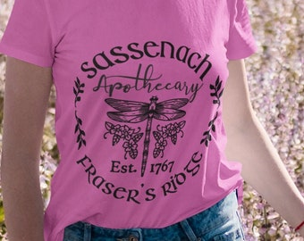 Sassenach Apothecary Short-Sleeve Unisex T-Shirt