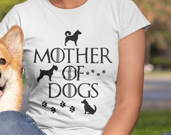Mother of Dogs Short-Sleeve Unisex T-Shirt