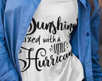 Sunshine Mixed Short-Sleeve Unisex T-Shirt