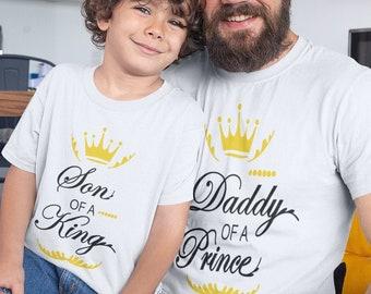 Father Son Short-Sleeve Unisex T-Shirt