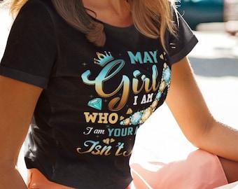 I am who I am Short-Sleeve Unisex T-Shirt