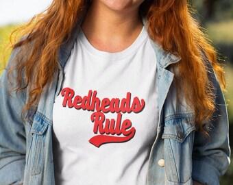 RedHeads Rule Short-Sleeve Unisex T-Shirt