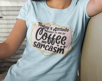 Todays Attitude Short-Sleeve Unisex T-Shirt