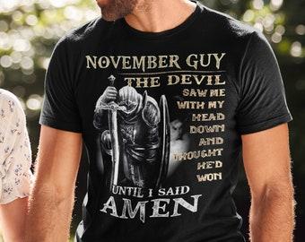 November Guy Short-Sleeve Unisex T-Shirt