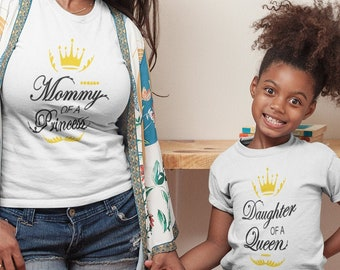 Mother Daughter Short-Sleeve Unisex T-Shirt