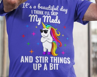 Its a beautiful day I think Short-Sleeve Unisex T-Shirt
