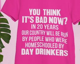 You think its bad now  Short-Sleeve Unisex T-Shirt