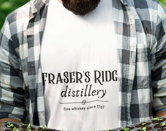 Frasers Ridge Distillery Short-Sleeve Unisex T-Shirt