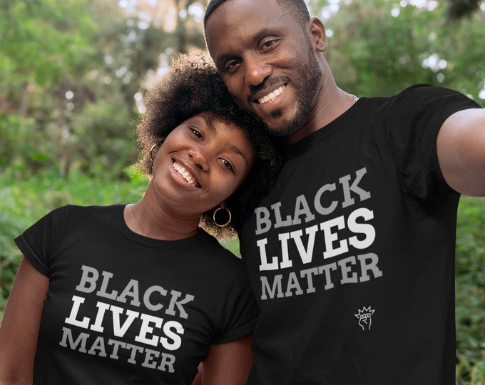 Featured listing image: Black Lives Matter Unisex Short Sleeve T Shirt