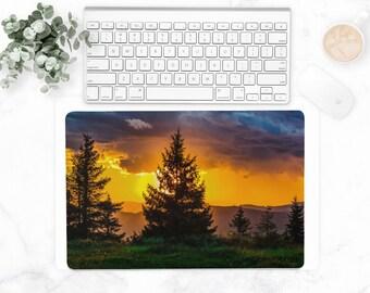 Sunset Desk Mat – Small 18″ x 12″