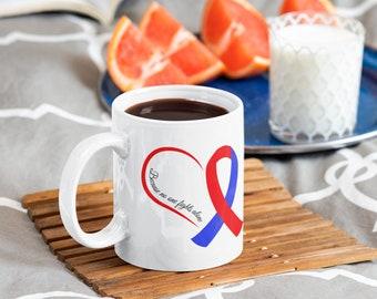 Congenital Heart Disease Awareness Mug