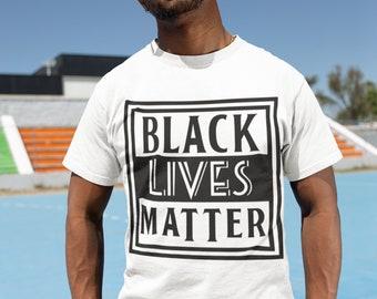 Black Lives Matter Unisex T Shirt