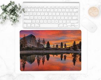 Lago Sunset Desk Mat – Small 18″ x 12″