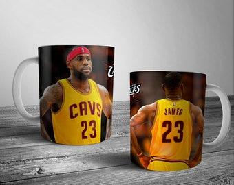 Sports Coffee Mug set 2 Choice of Five Designs