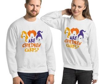 Are Children Carbs Sweatshirt