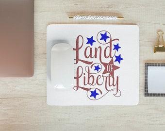 Land Of Liberty Mousepad