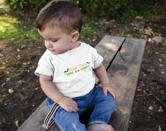 Toddler Little Mister Oh So Scary Tee