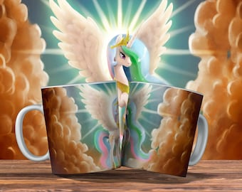 Colorful Unicorn Mugs Three Designs To Choose From