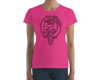 Outlander Inspired Women's short sleeve t-shirt