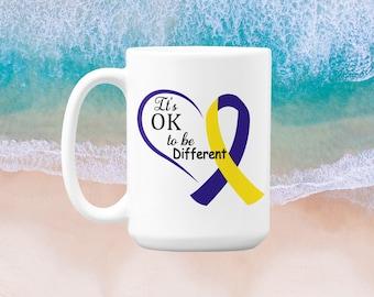 Down Syndrome Awareness Mug