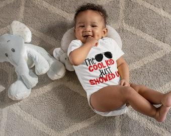The Cool Kid Infant Fine Jersey Bodysuit