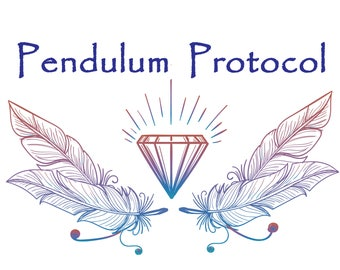 Pendulum Protocol / Pendulum How to Guide / Divination / Dowsing / Ascended Masters / Pendulum Book PDF