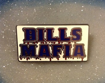 Bills Mafia Hat Pin d232b9e9a