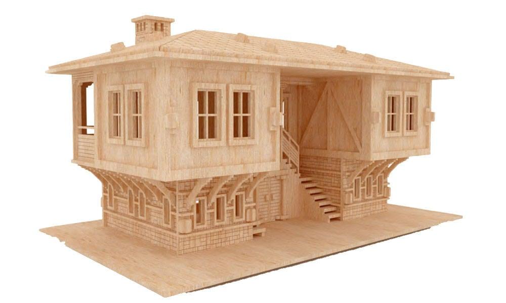 Sensational Bulgarian House Laser Cnc Router Cutting Pattern Dxf Download Free Architecture Designs Scobabritishbridgeorg