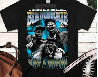 Biz Markie Shirt, Hip Hop Music  Tshirt, 90s Hip Hop Shirt, Caricature Tshirt, Graphics Tee, Graphics Shirt, Biz Tshirt, Ole Skool Music Tee