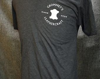 Grommets Leathercraft T Shirt