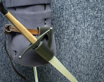 Handmade Leather Sword Hanger