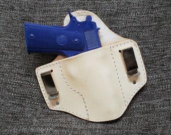 Handmade Leather IWB Holster