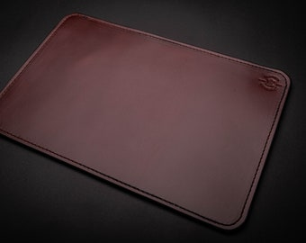 Handmade Leather Mouse pad