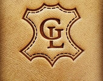 Custom Mandalorian leatherwork