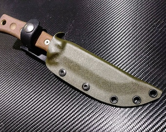 Kydex Sheath For The TOPS Fieldcraft by Brothers Of Bushcraft