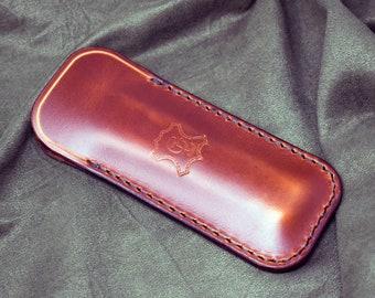 Leather Balisong Slip