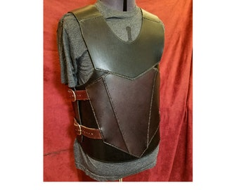 Leather Cuirass Style 2
