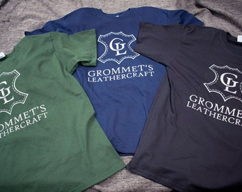 Grommets Leathercraft T Shirt