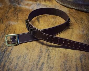 Cartridge Gun Belt