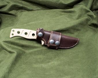 Handmade Leather Sheath for the Benchmade Fixed Adamas